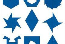 41. Niebieskie trójkąty konstrukcyjne
