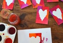 Valentine Crafts / by Thrive Life