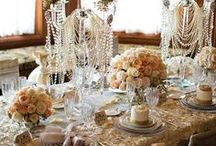 1920s Soirée (Event Inspiration) / Add a touch of 1920s glam to your occasion with our tasteful collection of event features.