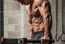 Fitness & Clean Eating / Fitness inspiration, workouts, meal prep and routines.