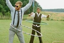 Summer Wedding Entertainment (Ideas) / Wedding entertainment ideas to keep guests amused while the sun is shinning!