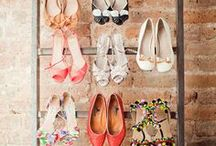 Inspiration : Rangement chaussure / Comment ranger ses chaussures ?  Shoe storage !