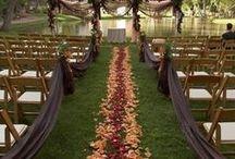 Autumn Wedding Board / Ideas & inspiration for your wedding this Autumn