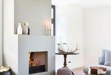 Inspiration : Cheminée design & moderne / Cheminée design & moderne, l'atout charme de votre maison !