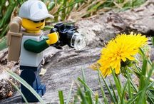 Lego fotografie