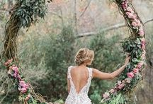 Natural Wedding Features