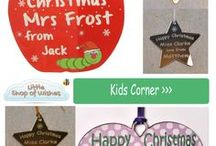 Teacher Gift Christmas Ideas - www.LittleShopOfWishes / Personalised Teacher Gift Christmas ideas for your children this year at school, primary, junior or nursery.  Including Xmas baubles, tree hanging decorations and items in gift bags.  ADD ANY CHILD & TEACHER NAME.  Also great for Child Minder, Nanny, Sports or Dance Coach, Nursery or Pre-School.  All your gifts & keepsakes, personalised just for you from Little Shop of Wishes.  http://www.littleshopofwishes.co.uk/category/Teacher-Gifts.html