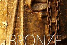 BUDDHA FACTORY (BURMA) / Fabrique de bouddhas en bronze à Mandalay.