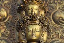 BOUDDHAS TIBET NEPAL