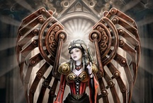 Steampunk - Art / by Chris Ahrendt