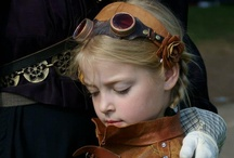 Steampunk - Kids / by Chris Ahrendt