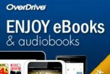 eBooks and Digital Audiobooks-The Next Frontier in Reading! / We provide access to Overdrive for ebooks and audiobooks, and now OneClickDigital as well! / by Anderson County Library