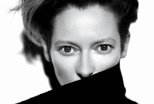 tilda / otherworldly creature i admire