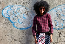 great street style / street: everyone's home, everyone's inspiration, everyone's freedom of wearing what they like
