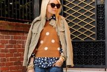 Head to toe Pattern / Pattern and prints from head to toe...how do you mix it up?
