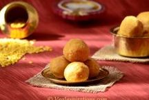 Indian desserts and Sweets / All kinds of Indian desserts and sweets
