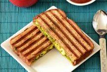 Burgers/ Sandwiches/ Wraps