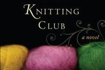 Knitting, Books, and Knitting Books / For patterns, books with patterns, and books that pair well with crafts! / by Anderson County Library