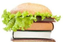 Hungry? Grab a Book! (and other food related fun) / by Anderson County Library