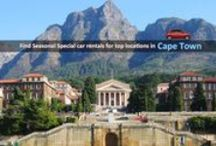 Car Rental Cape Town Airport / Hire a car in Cape Town city  and airport at great discount.
