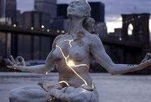 Yoga ☮ Pillates  ☯ / by Débora Salzgeber
