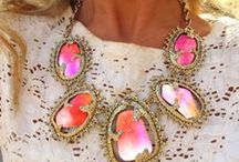 Statement Jewellery / Get ready to make a statement with this seasons must have jewellery!