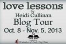 Blog Tours / Past, Present and Future Blog Tours!