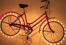 BicYcLe aRt wOrKs / Getting creative with bicycles / by Jenna Logan