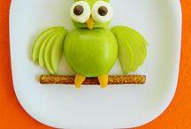 FRUIT, VEGGIES & OTHER FOOD PRETENDING TO BE SOMETHING IT ISN'T / by Teri Habkirk