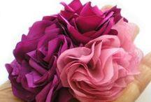 Magenta-Fukszia / Rózsák- Virágok