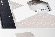 Brochure Design Inspiration / Brochure, magazine, annual report, catalogue