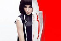 Fashion hearts Visual Contrast