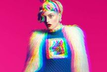 Fashion Hearts MultiMedia/Digital / Exploring the use of multimedia and digital software to alter fashion imagery.