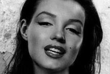 Marilyn Monroe / My idol who I was named after