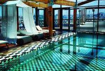Favorite Hotel Spaces