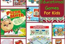 educational games / Educational Games for Homeschooling Families
