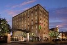 Historic Texas Hotels / by LaSalle Hotel