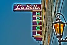 LaSalle Hotel | Cafe / by LaSalle Hotel