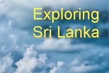 Exploring Sri Lanka / What can you do with a month in Sri Lanka? Plenty! Here are a few ideas for a food and culture tour of Serendib.
