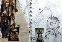 Sketchbook Journal Inspiration