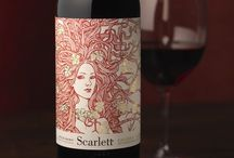 Wine Labels Inspiration / Wine, beer, spirits: labels, packaging, graphic design and more.