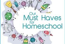 Homeschool Blogs to Read / Homeschool blogs full of great resources, tips, articles, and other helpful things.
