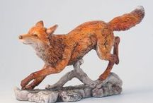 Contemporary Classics - Entirely Hand Made In Great Britain / Hand made contemporary figurines