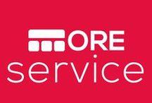 More Service