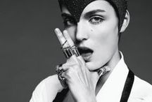 girl meets boy / masculine style, androgynous character, men inspired wardrobe