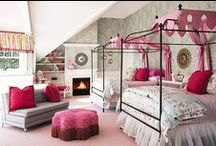 House - Bedroom / Idees for adults or children rooms