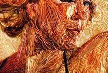 Fiber Artist- Louise Riley