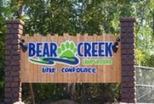 Bear Creek / A look at what our campground and what it features