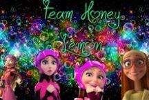 Team Honey Lemon ♥