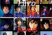 Hiro Hamada  Lovers ♥♥♥ / hey girls! I created my board and are welcome and no matter if repeated, but it's better to be together and Pin It all hiro.  hey chicas! he creado mi tablero y sois bienvenidas y da igual si se repiten, pero lo mejor es estar juntas y pinear todo hiro.